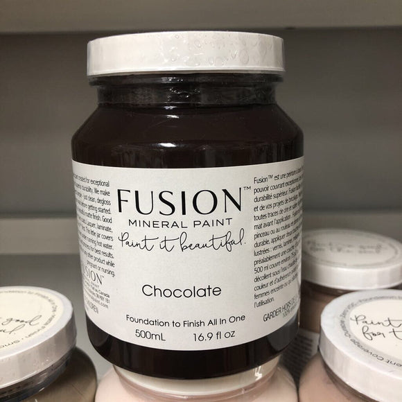 Fusion Mineral Paint Chocolate Pint