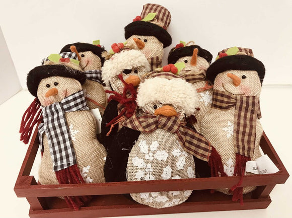 13776 Holiday Friends, Assorted