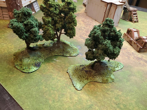 An example of completed terrain from one of our customers!