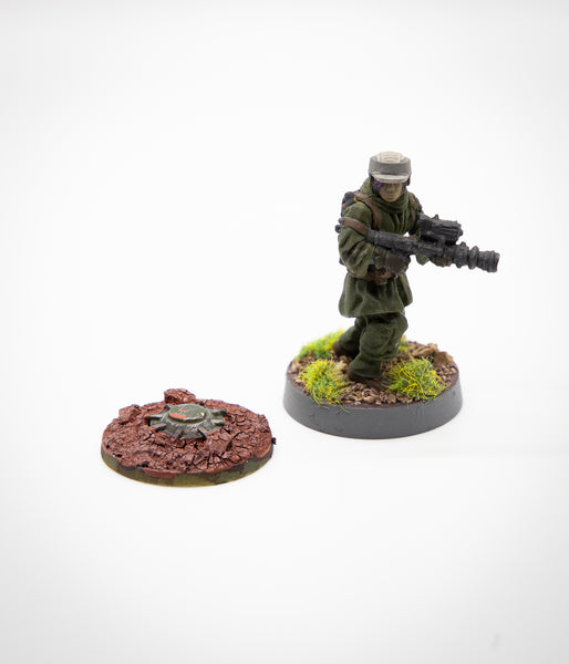 Legion Mine Token - Alien Desert Terrain - (set of 4)