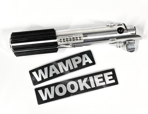 WAMPA and WOOKIEE Cooler Sticker - 2 Pack