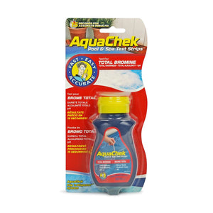 Bandelettes de Tests d'eau (Aquacheck Rouge)