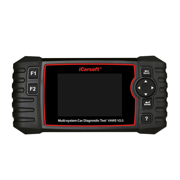 iCarsoft VAWS V2.0 OBD2 Diagnostic Scanner Tool for Audi/VW/Seat/Skoda