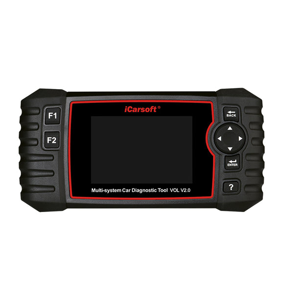 iCarsoft VOL V2.0 OBD2 Diagnostic Scanner Tool for Volvo/Saab
