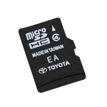 Latest Update Navigation System Micro SD Card for TOYOTA OEM 86271-35010  0E072