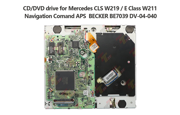 CD/DVD Loader Assembly Drive for Mercedes CLS W219 / E Class W211 BECKER BE7039 DV-04-040