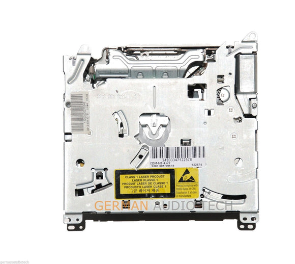 NEW CD DRIVE MECHANISM for BMW X3 Z4 BUSINESS CD PLAYER RADIO STEREO E83 E85 E86