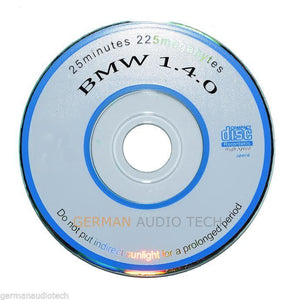 BMW Scanner 1.4.0 Diagnostic Tool Never Locking Software CD Disc Windows Mac