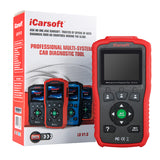 iCarsoft LR V1.0 OBD2 Diagnostic Scanner Tool for LandRover/Jaguar