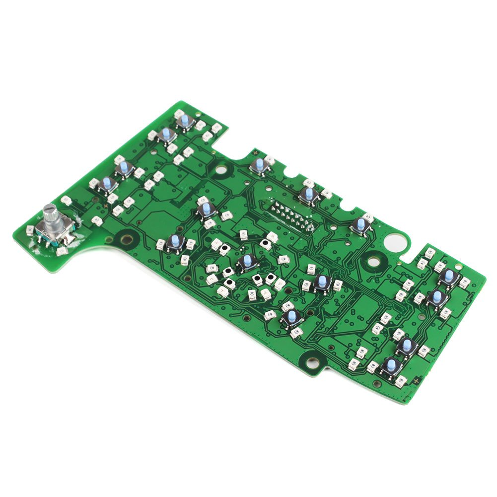 MMI Control Circuit Board E380 with Navigation for Audi A6 Q7 2005 2006  2007 2008