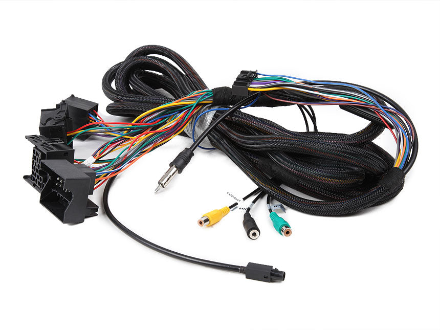 A0579 Navigation Extended Installation Wiring Harness For