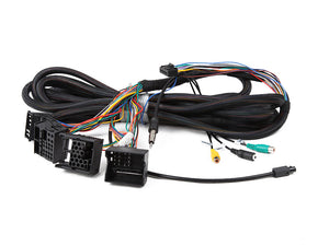 A0579 Navigation Extended Installation Wiring Harness for BMW E46/E39/E53 X5 17 Pin + 40 Pin