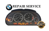 REPAIR SERVICE for BMW E38 E39 E53 X5 INSTRUMENT SPEEDOMETER CLUSTER PIXEL DISPLAY