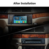 Android Multimedia GPS Navigation Radio for BMW E53 X5 7″ Digital Touch Screen iOS