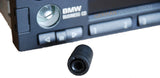 New VOLUME BUTTON for BMW BUSINESS CD PLAYER RADIO STEREO CD43 LAND ROVER MG MINI KNOB
