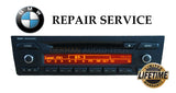PIXEL LCD REPAIR SERVICE for BMW CD73 PROFESSIONAL RADIO CD PLAYER E88 E82 1-Series