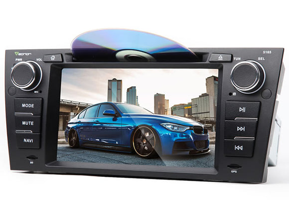Multimedia Car DVD GPS for BMW E90/E91/E92/E93 7″ Digital Touch Screen Android iOS