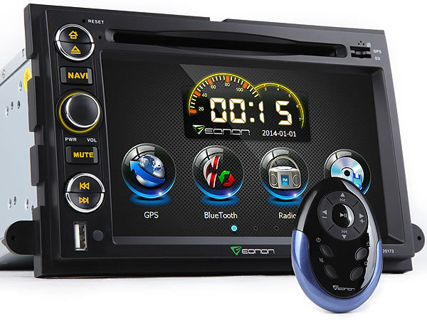 2007 ford expedition navigation system update