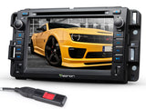 CHEVROLET GMC BUICK 7″ DIGITAL TOUCH SCREEN ANDROID IOS MULTIMEDIA CAR DVD GPS