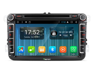 VOLKSWAGEN VW JETTA TIGUAN PASSAT GOLF 7″ DIGITAL TOUCH SCREEN ANDROID IOS MULTIMEDIA CAR DVD GPS
