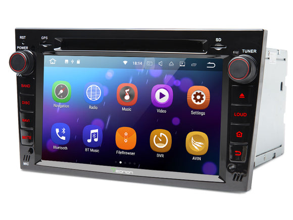 Android Upgrade for Holden Opel Vauxhall Multimedia Touchscreen Navigation Radio Bluetooth