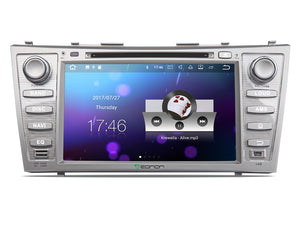 TOYOTA CAMRY (2006-2011) 7″ DIGITAL TOUCH SCREEN ANDROID IOS MULTIMEDIA CAR DVD GPS