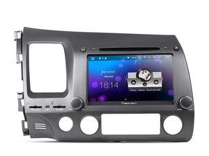 HONDA CIVIC (2006-2010) 7″ DIGITAL TOUCH SCREEN ANDROID IOS MULTIMEDIA CAR DVD GPS