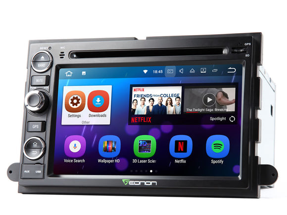 FORD F150 (2005 - 2008) 7″ DIGITAL TOUCH SCREEN ANDROID IOS MULTIMEDIA CAR DVD GPS