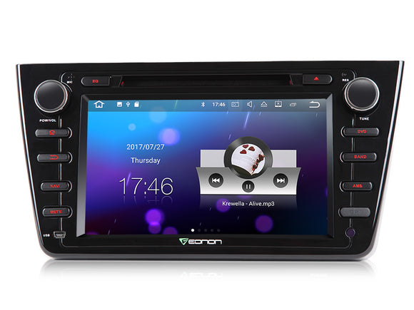 MAZDA 6 (2009-2012) 7″ DIGITAL TOUCH SCREEN ANDROID IOS MULTIMEDIA CAR DVD GPS