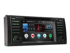 Eonon Upgrade for Range Rover (L322) 2003-2004 Multimedia Navigation Radio Android iOS GPS DVD Bluetooth