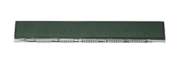 MERCEDES-BENZ W210 E-CLASS CLIMATE CONTROL 1996-2002 REPLACEMENT GLASS LCD PIXEL