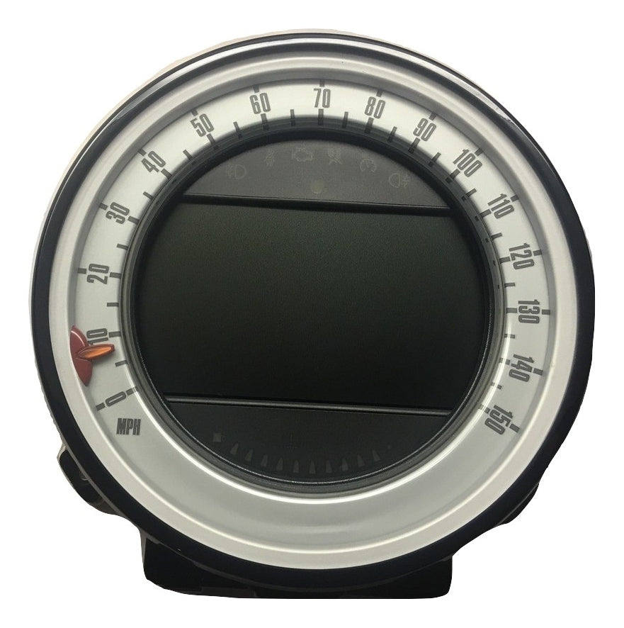 New Lcd For Mini Cooper Navigation System Glass Screen R56 R53
