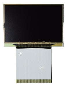 New GLASS LCD (CENTER) for PORSCHE 996 986 INSTRUMENT ODO CLUSTER LCD + CABLE BOXSTER CARRERA 911