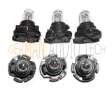 6x SAAB LIGHT BULBS 900 93 95 SID1 SID2 ACC CLIMATE CONTROL DASH INSTRUMENT