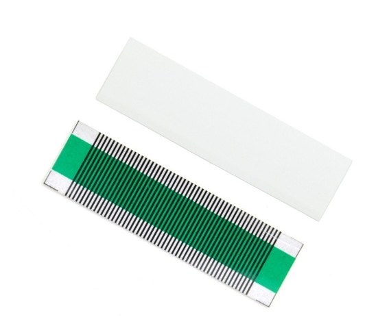 Pixel Repair Ribbon Cable for SAAB 95 ACC Climate Control 1999 2000 2001 2002 2003 2004