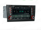 Android Car Stereo Radio Bluetooth Navigation GPS for Audi A6 S6 RS6 Allroad