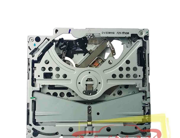 CD DVD Loader Assembly Mechanism for AUDI RNS-E Navigation Plus
