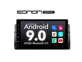 EONON Navigation Radio for BMW E46 3-Series M3 with Support Carplay/Android Auto 9.0/WiFi/Fast Boot/DVR/Backup Camera