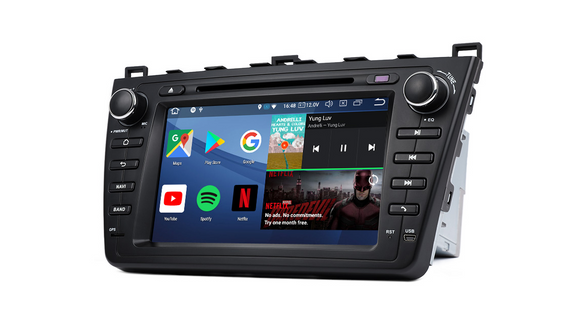 Eonon Mazda 6 2009-2012 Android 9.0 2DIN Radio Stereo with 2G RAM 32G ROM 8