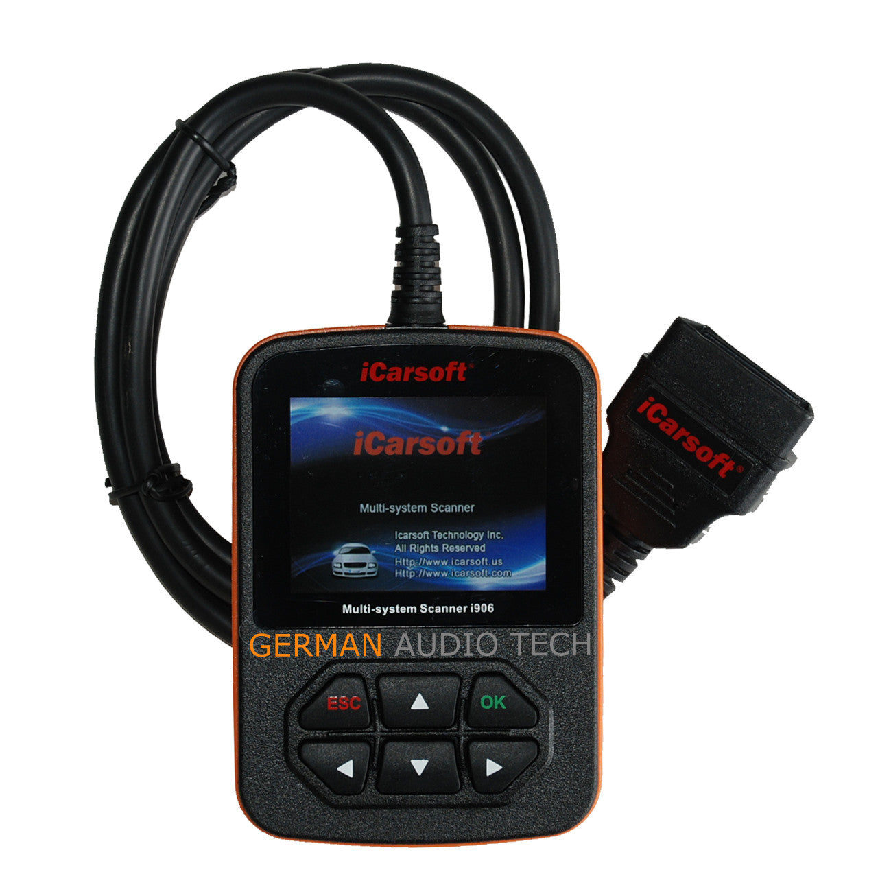 Obd2 Connector Location In Volvo Xc90 2002: ICARSOFT I906 For VOLVO SAAB OBD2 Diagnostic SRS Fault
