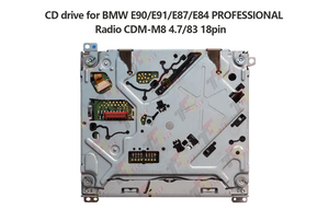 CD Loader Mechanism Drive for BMW E90/E91/E87/E84 PROFESSIONAL Radio CDM-M8 4.7/83 18pin