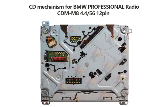 CD Loader Mechanism for BMW PROFESSIONAL Radio CDM-M8 4.4/56 12pin