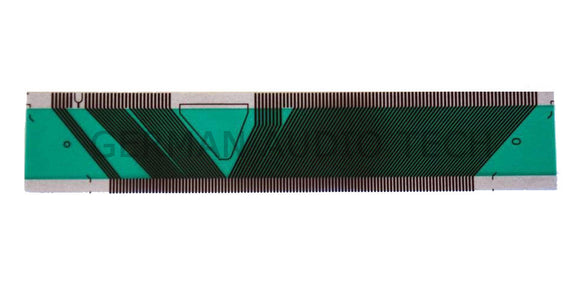 SAAB 93 95 SID2 RADIO INFORMATION DISPLAY CLOCK PIXEL REPAIR RIBBON CABLE