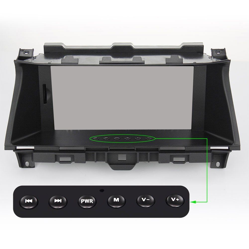 Android Upgrade For Honda Accord 2008-2012 GPS Satnav