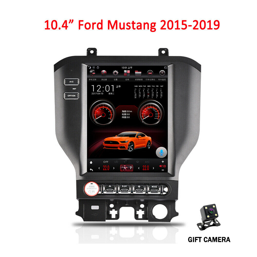Ford Mustang Android Radio