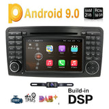 Android Multimedia Navigation Radio For Mercedes Benz GL/ML-Class X164 W164 GPS DVD Bluetooth