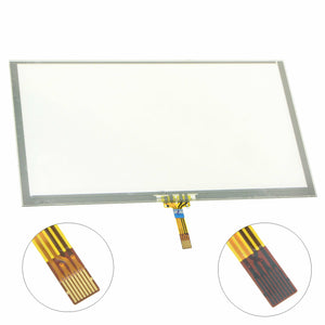"6.1"" Touch Screen Glass Digitizer For TOYOTA Camry Tacoma Corolla Prius V C"