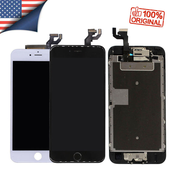 OEM iPhone 5 6 6s Plus 7 8 Lcd Digitizer Complete Screen Replacement Camera Home Button