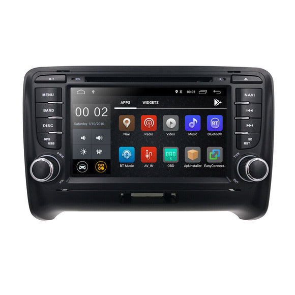 GPS Navigation Radio for Audi TT 7