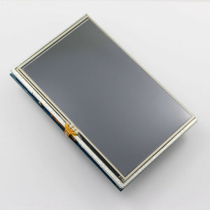 5 inch Touch Screen for Raspberry Pi TFT LCD Panel Module Shield 800x480